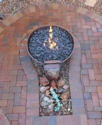 Albuquerque Fire Pit Design