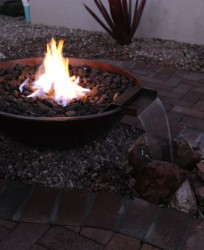 Fire Pit Design Albuquerque